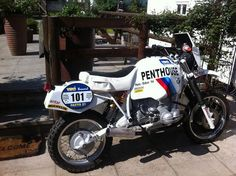 Paris-Dakar 84 by ScraggyUKRM, via Flickr