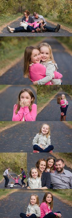 Fall Family Session | Erin Blair Photography | Minneapolis Area Photographer