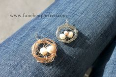 Easy, beautiful next necklaces...perfect Mother's Day gift! - Fun Cheap or Free
