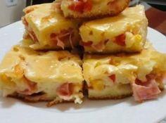 Torta Salgada de Liquidificador 10 - Veja mais em: http://www.cybercook.com.br/receita-de-torta-salgada-de-liquidificador-10.html?codigo=115212