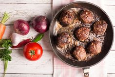 What is your go-to meatball recipe?