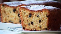 Plum Cake Riojano