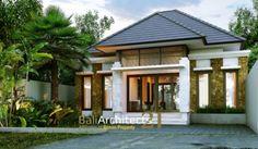 BaliArchitects21 | Desain Rumah Type 80 Pak Sangging