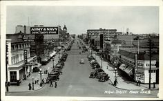 Postcard 12727: Main Street, Moose Jaw, SK. (c1947)
