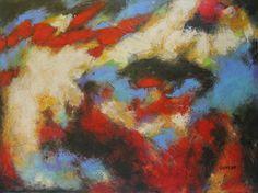 "Judith Cutler- Spice of Life 40"" x 30"" Acrylic"