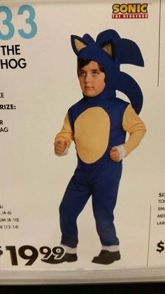 The fastest costume of them all http://ift.tt/2eWEmtc
