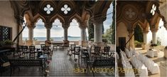 outdoor wedding lake garda
