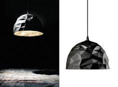 Foscarini Diesel Rock Pendant Light — ACCESSORIES -- Better Living Through Design