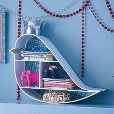 Royal Birdie Wall Shelf