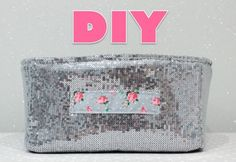 Tuto DIY Panier rangement en tissu- les lubies de louise titre -1