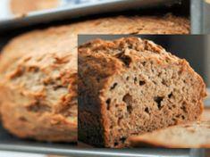 Z tohoto chleba nepřiberete: Naučte se levný a výborný chleba bez mouky, hotový je za okamžik!