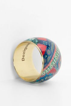 Jewelry Desigual Bangle Culture Club 4a569128c9