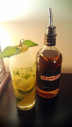 3/15/13 Drink of the Week,The Highlanders Mojito
