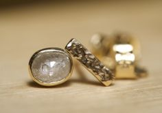 You&i ピアス オーバル - lily & co. jewelry