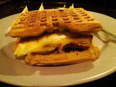 Breakfest sandwich | Specific Carbohydrate Diet For Life: SCD Recipe: Breakfast Sandwiches