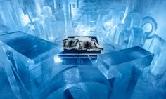 15 Magical Hotels - Ice Hotel | Sweden