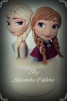 Frozen Alessandra Caldeira