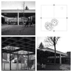 Baukunst structure and garden by Adrien Verschuere