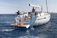 Bavaria cruiser 45 in Pula | Yachtcharter Mittelmeer - PCO Yachting