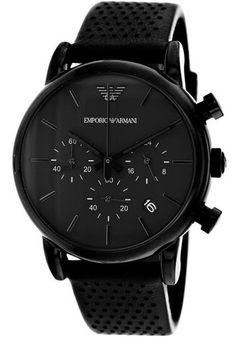 Emporio Armani Damen & Herren Armaband Chronograph Uhr AR1737