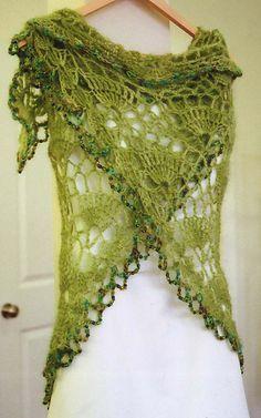 Festival Shawl : free pattern