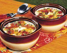 Oh, No! Mama's Off Her Meds, Again.: Crock Pot Potato Soup