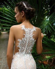 Milla Nova 2017 Wedding Dresses, Illusion Back Wedding Dress www.elegantwedding.ca