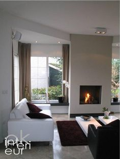 binnenhuisarchitect woonkamer | interieur woonkamer | open keuken, Deco ideeën