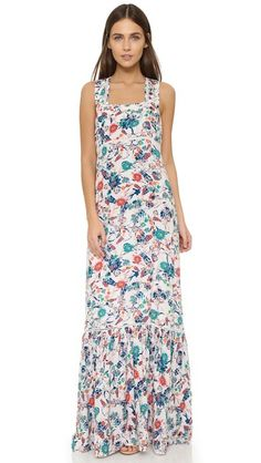 Ella Moss Dolce Flora Maxi Dress