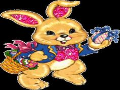 Animated Easter Glitter GIFs and Animated Images. Easter Bunny Pictures, Bunny Images, Ostern Wallpaper, Holiday Gif, Mother's Day Gift Baskets, Easter Wishes, Easter Printables, Easter Celebration, Holiday Pictures