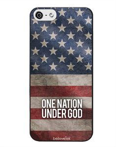 American Flag Iphone 5 Case - Christian Phone Cases for $19.99 | C28.com