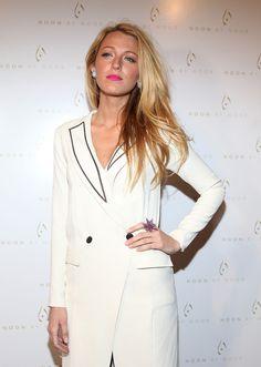 Blake Lively. Presentation Fall 2012 Mercedes Benz Fashion Week 블레이크 라이블리 벤츠패션위크
