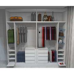 guarda roupa planejado com sapateira - Pesquisa Google
