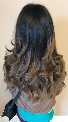 Medium Hair Styles, Curly Hair Styles, Natural Hair Styles, Thin Curly Hair, Wavy Hair, Graduated Haircut, Kinds Of Haircut, How To Cut Your Own Hair, Texturizer On Natural Hair
