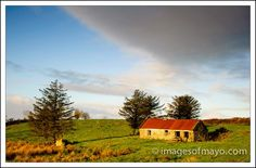 Old cottage near Kiltimagh