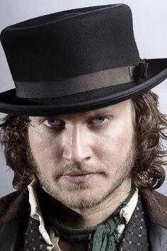 ☆ Detective Kevin Corcoran in Copper :→: Actor Tom Weston-Jones ☆