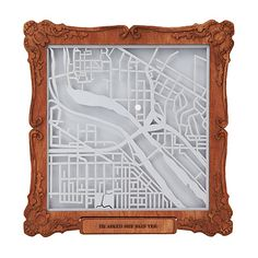 """""""YOU ARE HERE"""" MAP 
