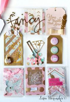 Create custome Pocket Letters with Heidi Swapp Products. Project Life Scrapbook, Project Life Cards, Pocket Pal, Pocket Cards, My Planner Colibri, Pocket Scrapbooking, Scrapbooking Ideas, Scrapbook Paper Crafts, Scrapbook Photos