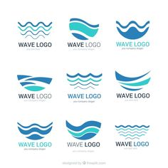 Discover thousands of copyright-free vectors. Graphic resources for personal and commercial use. Thousands of new files uploaded daily. Circle Logo Design, Slogan Design, Strand Logo, Kreis Logo Design, Imagenes Free, Logo Abstrait, Illustration Plate, Beach Logo, Salon Logo
