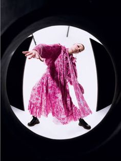 "Duchess Dior: ""Bubble Gum Punk"" ELLE UK April 2021 Purple Fashion, Uk Fashion, High Fashion, Happy Coffee, Punk Princess, Bubble Gum, Pretty In Pink, Editorial Fashion, Dior"