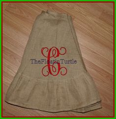Burlap Christmas Tree Skirt Jute Christmas By TheFloatinTurtle