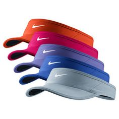 The Nike Women s FeatherLight 2.0 Tennis Visor will become your favorite  hat of the season featuring 700c5fdba8d