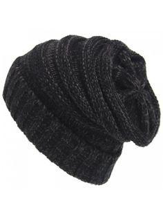 Jerry Hand Warm Winter Hat Knit Beanie Skull Cap Cuff Beanie Hat Winter Hats for Men /& Women