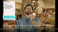 Awesome Fidget Spinner QVC HSN Parody 2017