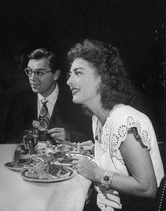 Phillip Terry & Joan Crawford
