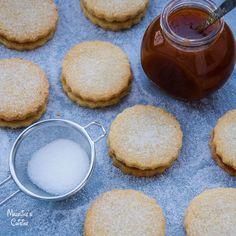 Biscuiti fara gluten cu gem / Gluten-free jam cookies - Madeline's Cuisine