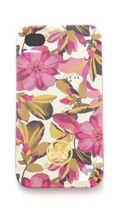 tropical iphone case