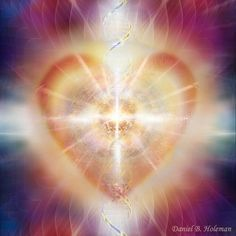 heart meditator by daniel holeman how did he get this vision - Google Search