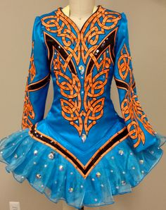 Prime Dress Designs Irish Dance Solo Dress Costume I am in love with this dress.