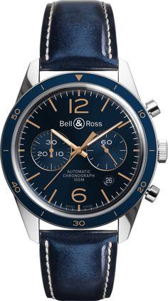 Bell & Ross Luxury Watches - #watch #bell&ross #luxurywatch